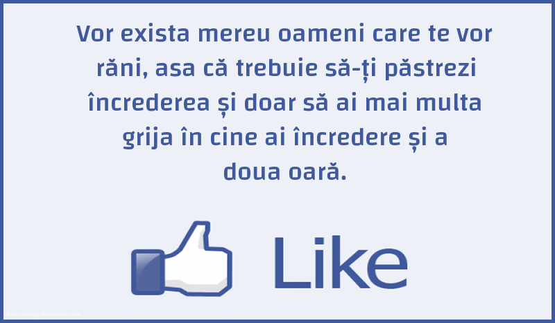 Mesaje frumoase despre prietenie - Vor exista mereu oameni care te vor răni...