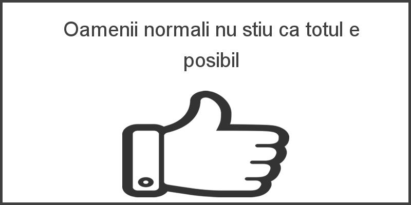 Mesaje frumoase despre prietenie - Oamenii normali nu stiu ca totul e posibil